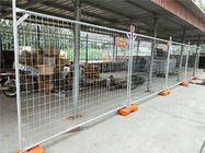 60x150mm Australian Temporary Fencing Galvanized Portable Building Site Fencing