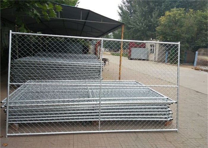 6' X 10' Temporary Chain Link Fence Panels , Temporary Construction Fence