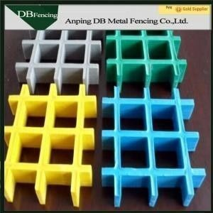 China FRP Fiberglass Reinforced Plastic Grating For Stair Treads / Walkways / Drainage Cover factory