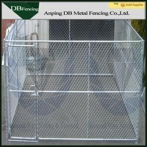 Removable Temporary Chain Link Portable Barriers Fencing For Concerts / Festivals