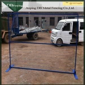 China Removable Canada Temporary Fence Panels For Construction Sites / Private Place factory