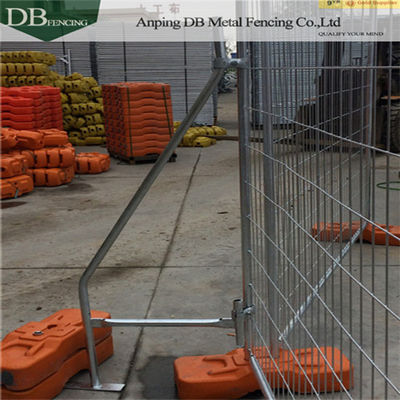 China 2.1X2.4M Sturdy Australian Temporary Fencing Temporary Site Fence Panels factory
