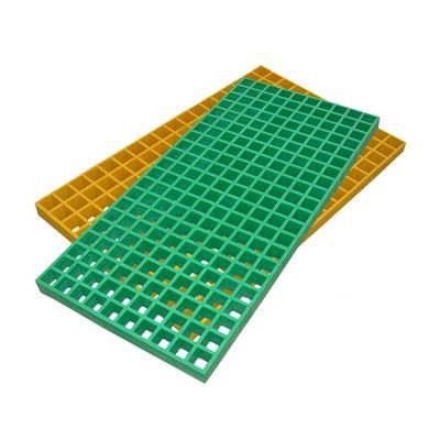 China Drainage Ventilatio Trench Cover Frp Moulded Gratings Slip And Age Resistant factory