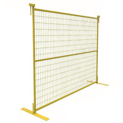 Powder Coated 6ft X 10ft Removable Yard Fence