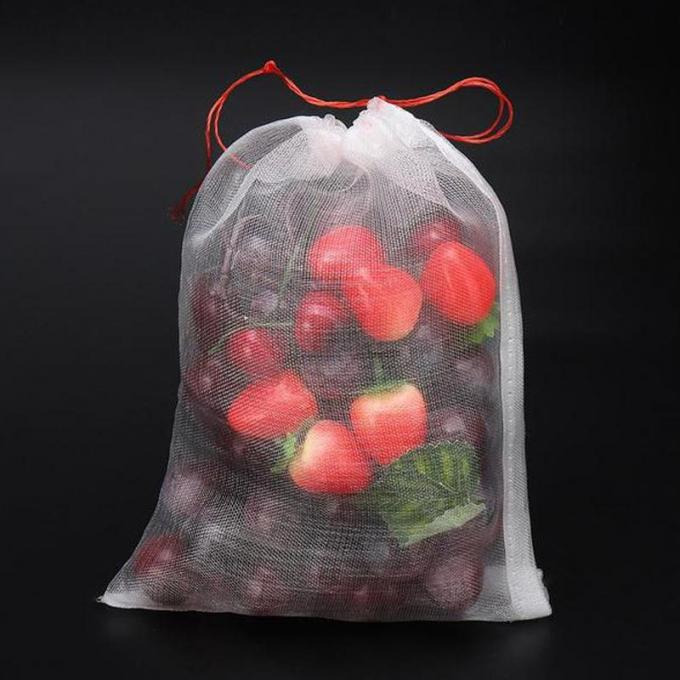 Fruit cover bags with strawbarry