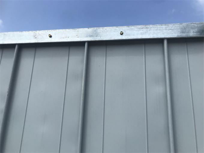 Temporary Hoarding Panels Riveted with Bolts