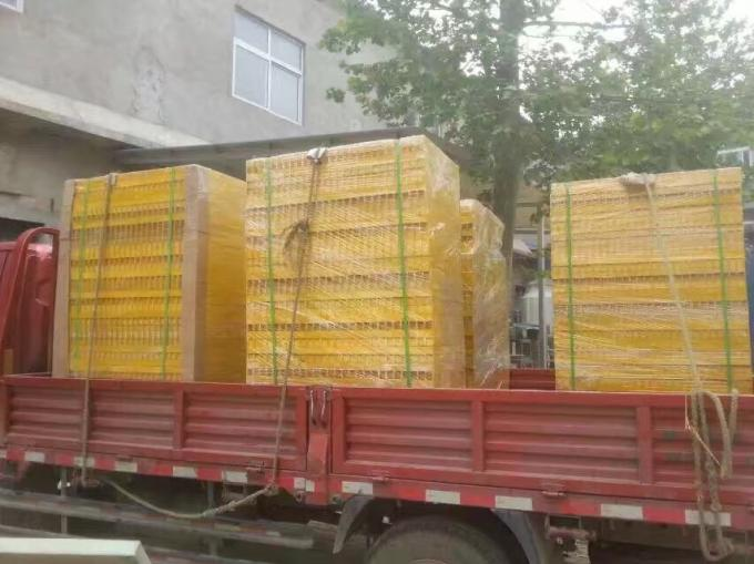 FRP Stair Treads Molded Grating packing