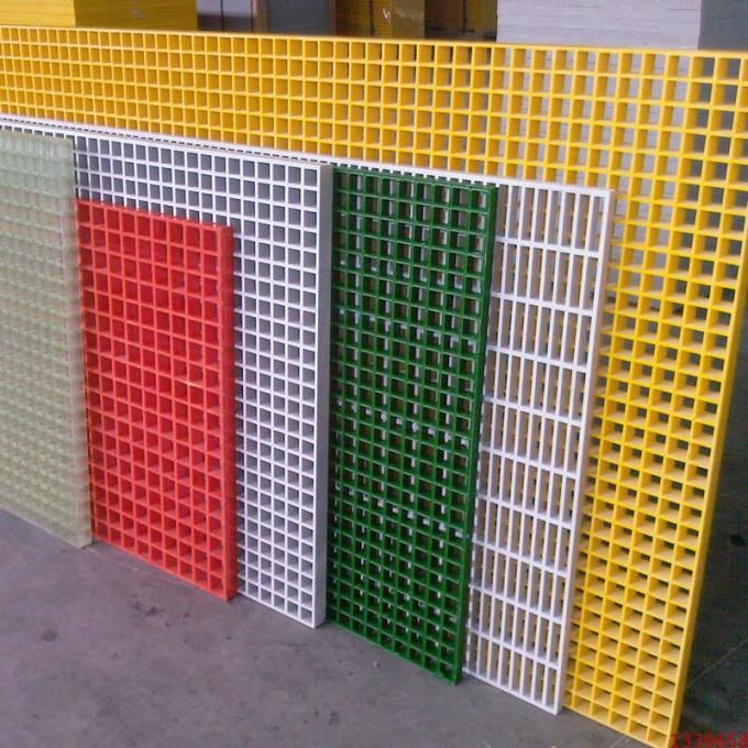 Fiberglass Grating For Sale In Chemical Industry, Power Plant